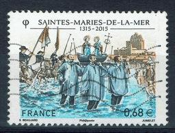 France, Saintes-Maries-de-la-Mer, Capital Of The Camargue, South Of France, 2015, VFU - Frankrijk
