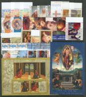 Vaticano 2005 Annata Completa/Complete Year MNH/** - Vaticano
