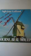 ( Flobecq ??) Sylviane Galland (signé Par L'artiste )  Tourne Beau Moulin - Vinyl Records