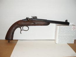 Pistolet De Salon Flobert 1850 - Armes Neutralisées