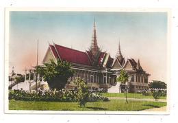 Cambodge- Phnom Penh-Palais Du Trône-(C.7641) - Cambodia