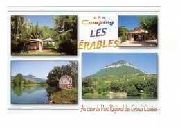 12 Millau Camping Les Erables Au Coeur Du Parc Regional Des Grands Causses - Millau