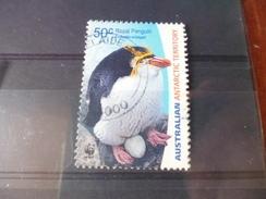 AUSTRALIE TERRITOIRE ANTARCTIQUE N°170 - Territoire Antarctique Australien (AAT)
