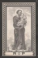 Josephus Franciscus Ramysen-antwerpen 1873-1900 - Images Religieuses