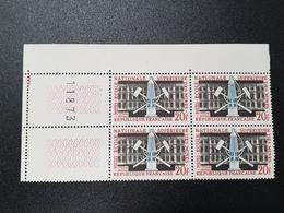 N° 1197  Neuf ** Gomme D'Origine, Bloc De 4  TTB - France