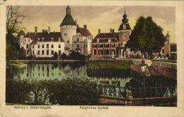 ANHOLT, Westfalen, Fürstliches Schloss (1924) AK - Andere