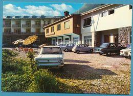NSU Prinz IV Renault R8 Fiat 124 Austin Mini Ford Taunus 12M P4 Opel Kadett B Coupe - Turismo