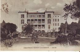 Cpa Nice Chateau Saint Laurent - Bauwerke, Gebäude