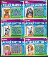 FRANCAISE DES JEUX - Jeux De Grattage FDJ - Série Complète POILS A GRATTER 53301 - Lottery Tickets