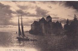 CHATEAU DE CHILLON (dil417) - Suisse