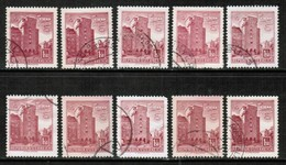 AUSTRIA  Scott # 623 USED WHOLESALE LOT OF 10 (WH-268) - Stamps