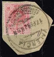 Spanien, Michel# Marke Mit Perfin Mit Perfin - 1889-1931 Kingdom: Alphonse XIII