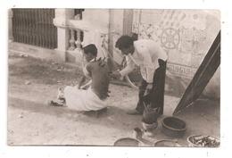 Scènes De La Vie Indochinoise- Le Ventouseur Public-(C.7646) - Cambodia