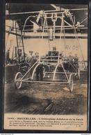 1459 AV05 AK PC CPA BRUXELLES L ORTHOPTERE ADHEMAR DE LA HAULT NON CIRCULER TTB - ....-1914: Precursori