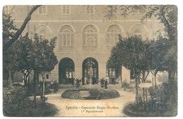 LA SPEZIA - Ospedale Regia Marina - La Spezia