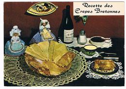 CPM Recette De Cuisine : Crêpes Bretonnes - Recipes (cooking)