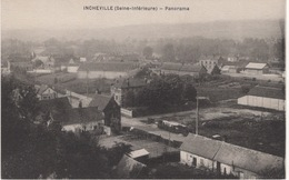 CPA : Incheville , Panorama - Frankrijk