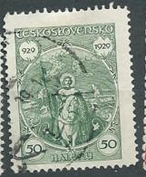 Tchecoslovaquie   - Yvert N° 258 Oblitéré   - Bce 15436 - Oblitérés