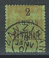 Zanzibar Yv. 23, Mi 30 - Gebruikt