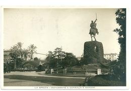 LA SPEZIA -  Monumento A Garibaldi E Giardini - La Spezia