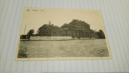 CPA - Evergem - Station - Evergem