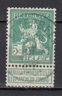 110 Gestempeld ETTERBEEK - 1912 Pellens