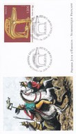 France FDC 2007 Sanglier - FDC