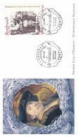 France FDC 2006 Rembrandt - FDC