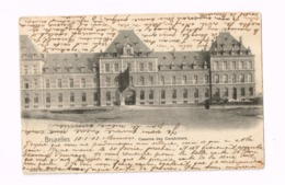 Caserne Des Carabiniers.Expédié à Tannay (Nièvre/France) - Barracks
