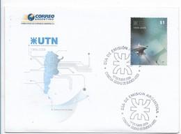 ARGENTINA 2009 UTN ANIVERSARY  UNIVERSITY OF TECHOLOGY TECHNOLOGISCHE UNIVERSITÄT UNIVERSITÉ TECHNOLOGIQUE - Dominican Republic