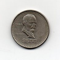 Messico - 1988 - 500 Pesos - Vedi Foto - (MW1844) - Messico