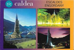 CALDEA - ESCALDES - ENGORDANY - Andorre