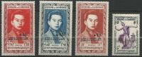 """Cambodge YT 18 à 21 """" Profit Des étudiants """" 1952 Neuf** - Cambodia"""