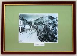 Kolašin 1936, Montenegro - Art Populaire