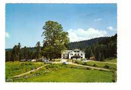 88 Ventron Ermitage Frere Joseph Hotel Restaurant Leduc CPSM GF Voiture Citroen Ds - France