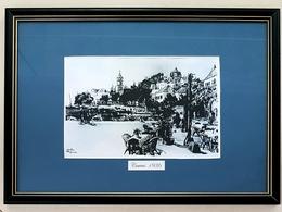 Cavtat 1936, Croatia, Dubrovnik, Hrvatska - Art Populaire
