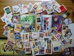 Peru Selection Of Modern Used Stamps On Paper. Peru Gestempelt Neuheiten. - Pérou
