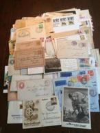 +++ WONDERBOX 500 Postkarten, Briefe Und Ersttag Alle Welt +++ - Timbres