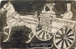 Privé Postkaart Devalkeneer 1908 Vilvoorde / Vilvorde - Vilvoorde