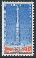 FRANCE 1979 - YT PA N°52 - 1 F. 70 Outremer, Brun-rouge Et Orange - Salon De L'Aéronautique - Neuf** - TTB Etat - Luftpost