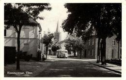 ELTEN, Kloosterstraat, Klosterstraße, Bus (1952) AK - Emmerich