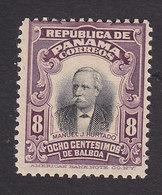 Panama, Scott #213, Mint Hinged, Hurtado, Issued 1916 - Panama