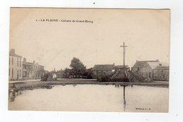 Nov18      4983011  La Plaine  Calvaire Du Grand Bourg - France