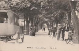 ***  17  ***  FOURAS Les BAINS   Boulevard Allard Neuve TTBE - Fouras-les-Bains