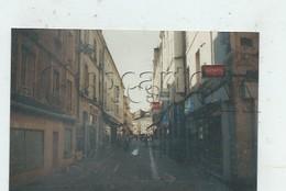 Niort (79) : Photo Projet CP GF Les Magasins De La Rue Piétonne De La Galerie Hugo En 1995 (animé) RARE. - Niort