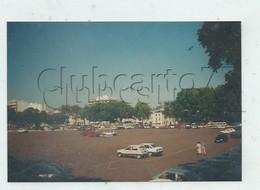 Niort (79) : Photo Projet CP GF Vue Panoramique Du Parking Central En 1995 (animé) RARE. - Niort