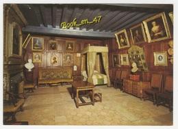 {78811} 33 Gironde Château De La Brède , Chambre De Montesquieu - France