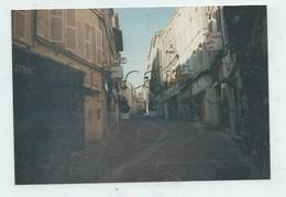 """Niort (79) : Photo Projet CP GF La Rue Piétonne Magasins Dont V Coiffure """"Nice Et Pat"""" En 1995 (animé) RARE. - Niort"""