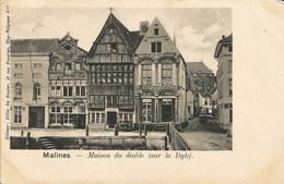 MALINES - Maison Du Diable (sur La Dyle) - Mechelen