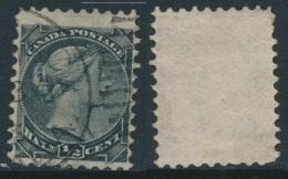 CANADA, 1882 ½c Black,very Fine, SG101, Cat £13 - 1851-1902 Regering Van Victoria